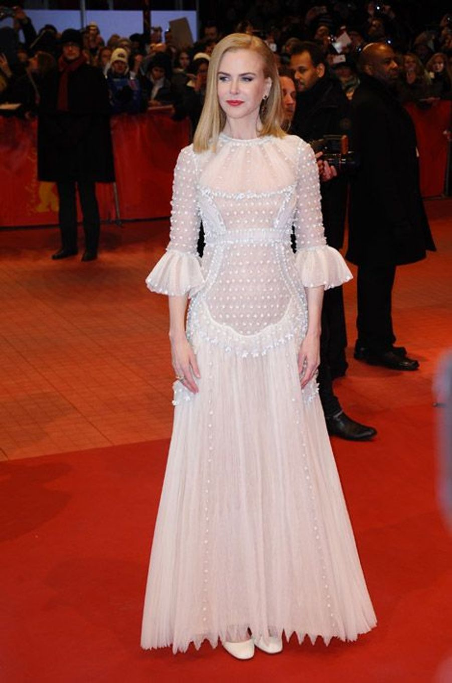 Nicole Kidman lors du festival international du film de Berlin, le 6 février 2015