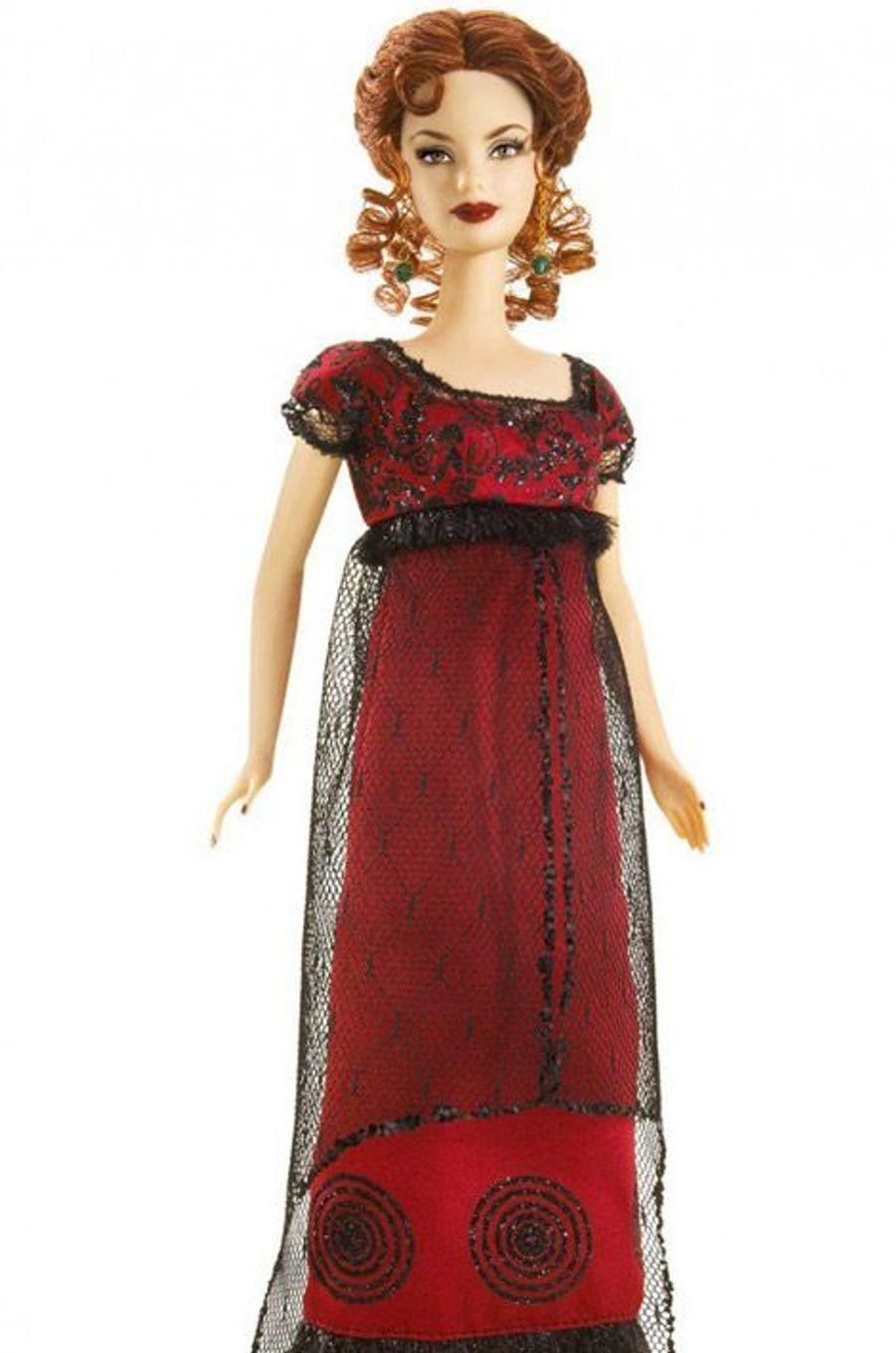La Barbie inspirée par Kate Winslet dans Titanic