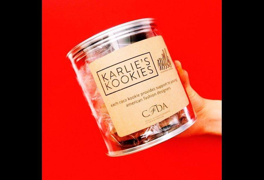Les Karlie's Kookies soutiennent les jeunes créateurs