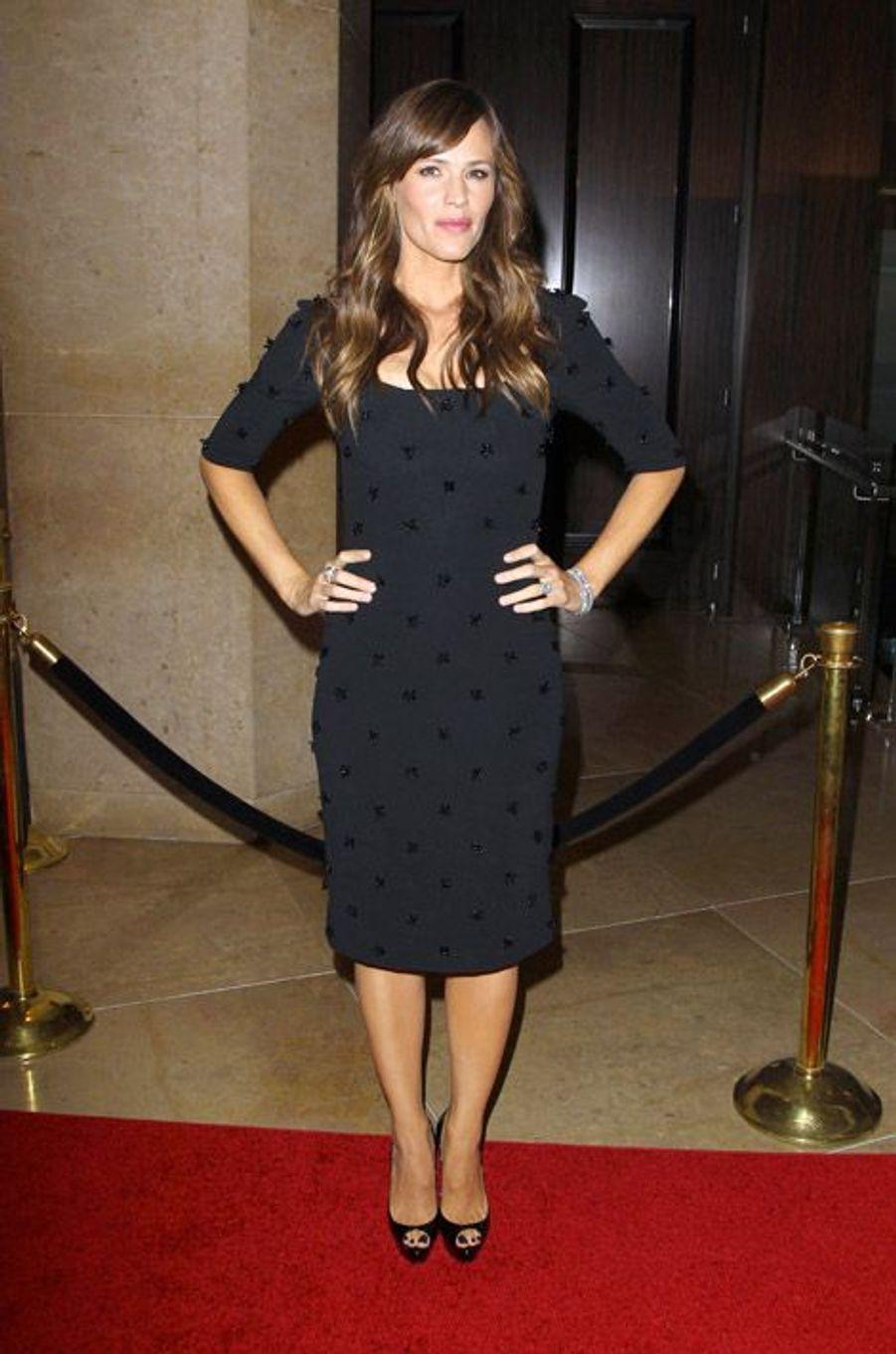 L'actrice Jennifer Garner, 42 ans, lors des American Cinematheque Award en l'honneur de Matthew McConaughey