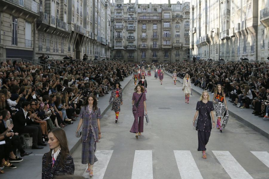 L'art de la manifestation, selon Chanel