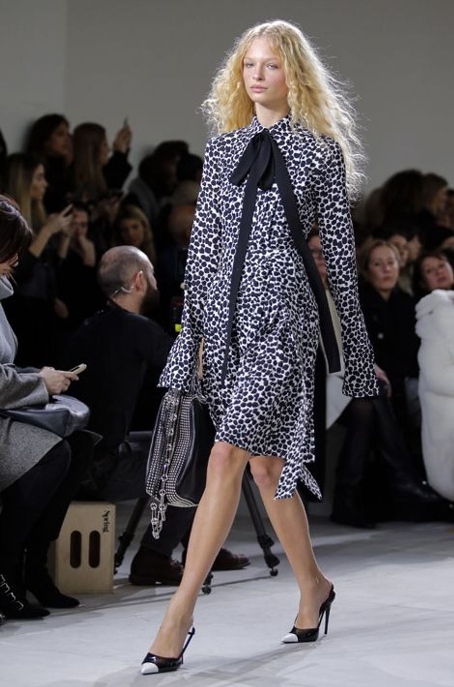 Le défilé Michael Kors à la Fashion week de New York