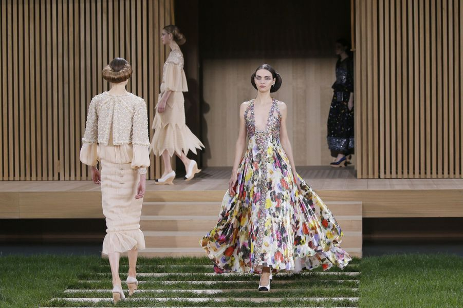 La collection Haute Couture Printemps-Eté 2016 de Chanel