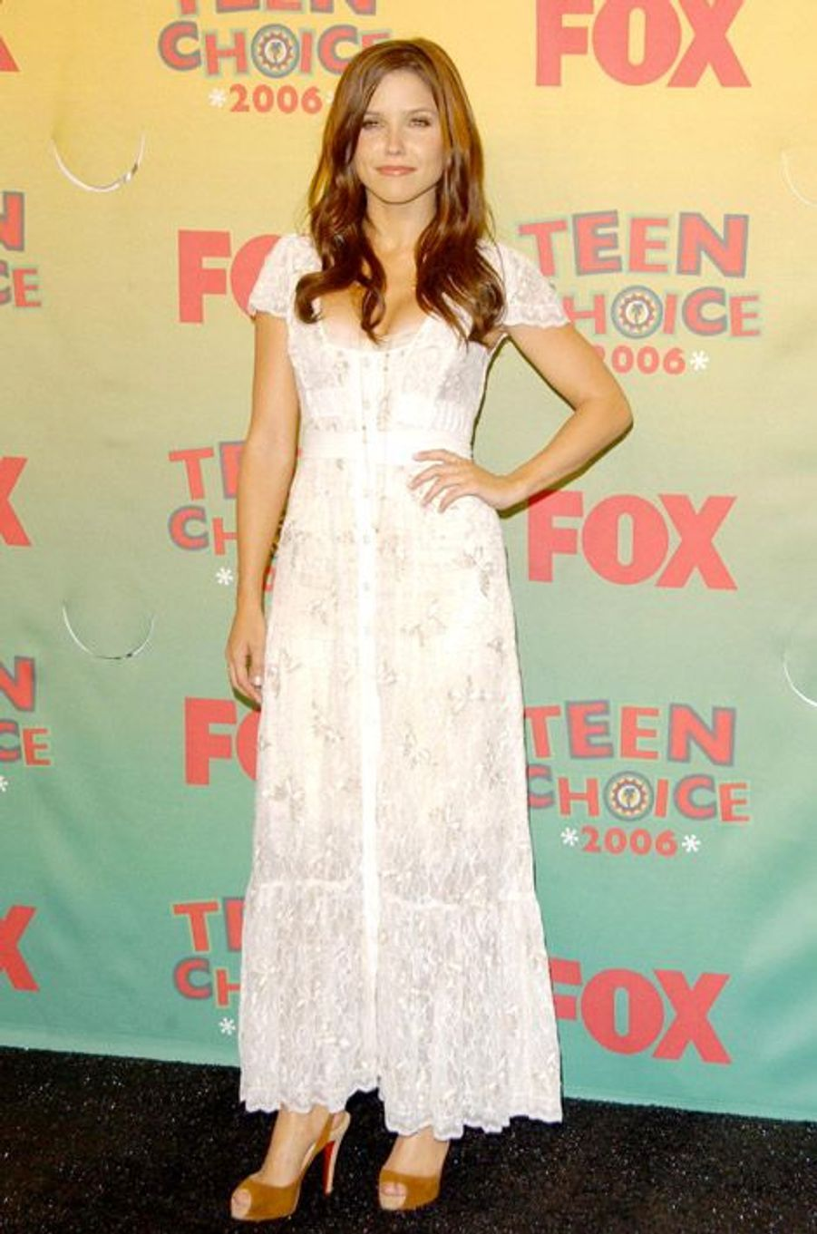 En 2006, lors de la cérémonie Teen Choice Awards