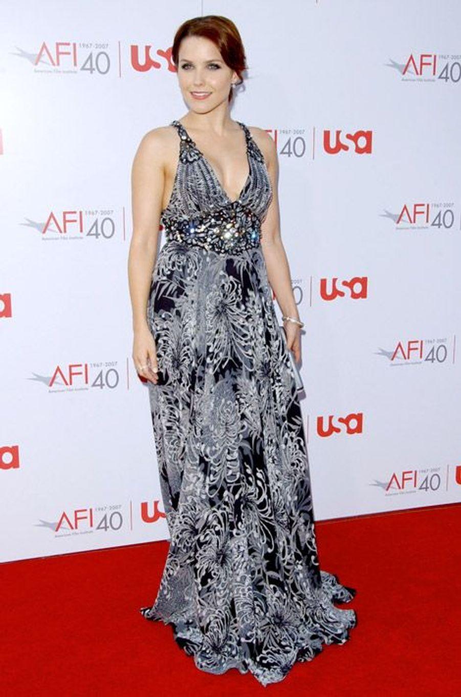 Lors de la soirée AFI LIfe Achievement Award à Los Angeles en 2007