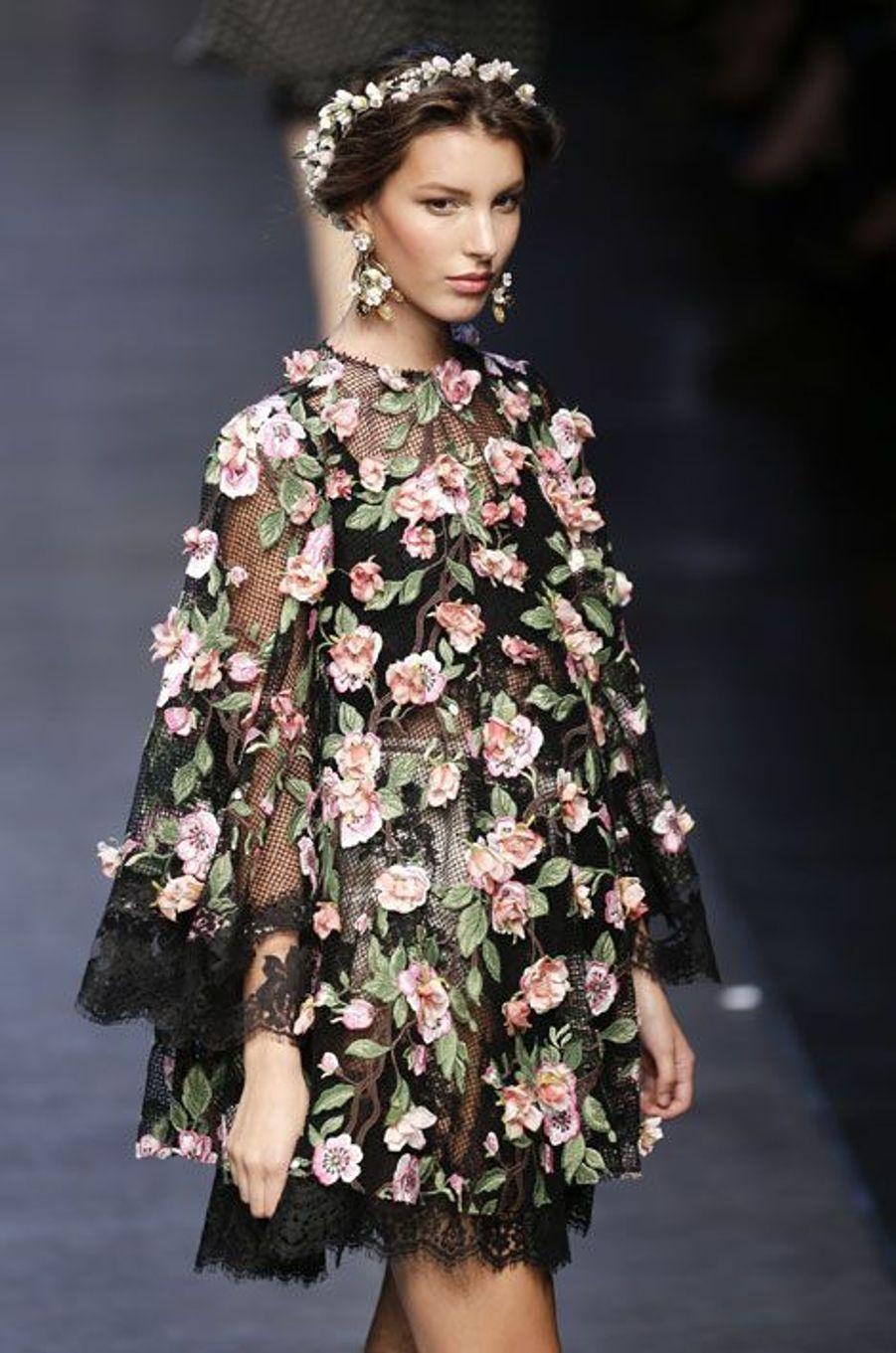 Les déesses grecques de Dolce & Gabbana