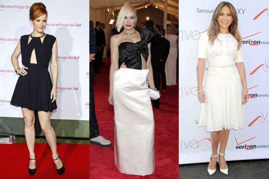 Ils habillent notamment Rachel McAdams, Gwen Stefani et Jennifer Lopez. Comptent également parmi leurs clientsShakira, Lily Collins ou Pharrell Williams.