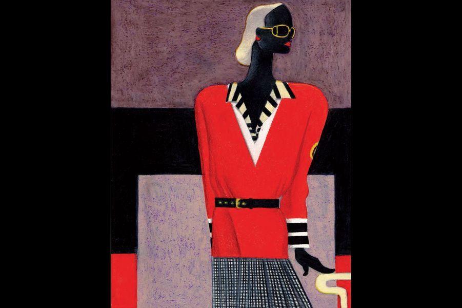 La mode selon Lorenzo Mattotti