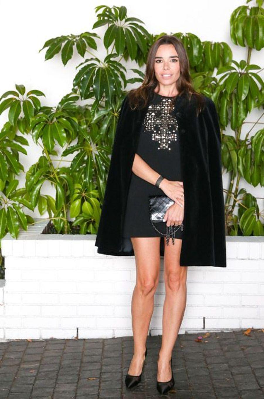L'actrice Elodie Bouchez lors d'une soirée à Los Angeles, le 10 novembre 2014