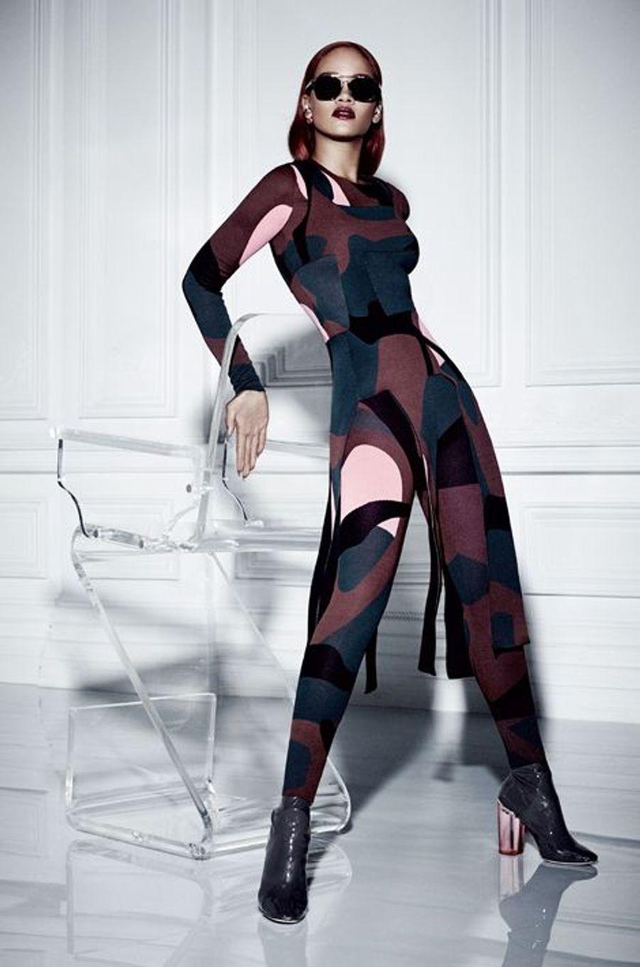 Pour Dior, Rihanna montre tout (ou presque)