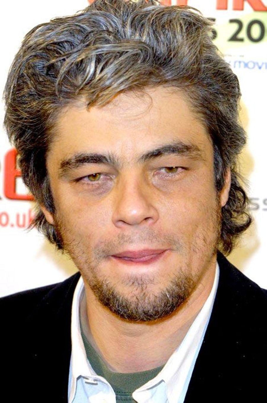 Benicio Del Toro en 2003