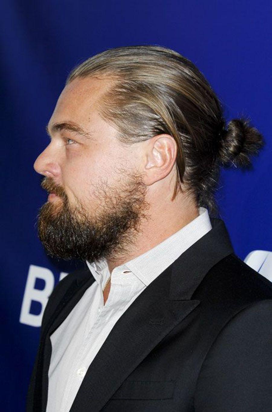 Leonardo DiCaprio en 2014
