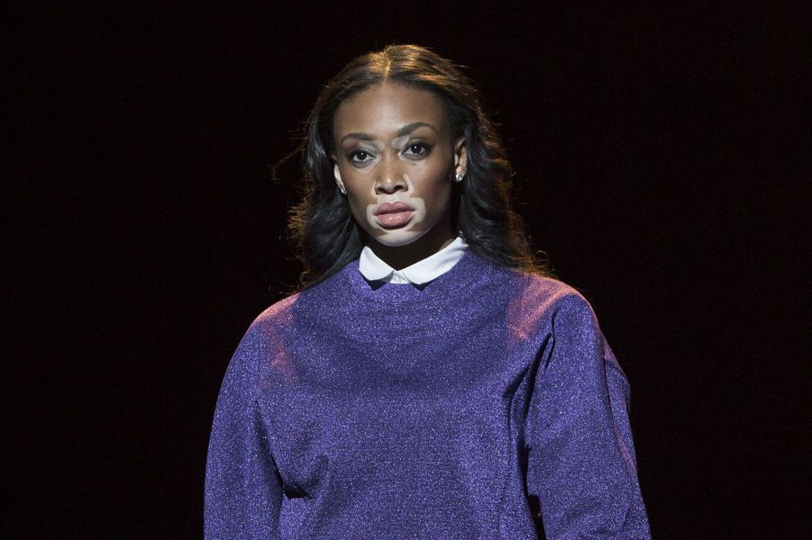 "Samedi dernier au ""Naomi Campbell's Fashion For Relief"""