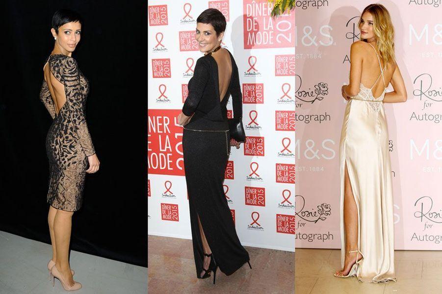 Sonia Rolland, Cristina Cordula, Rosie Huntington-Whiteley : tous les plus beaux looks de la semaine