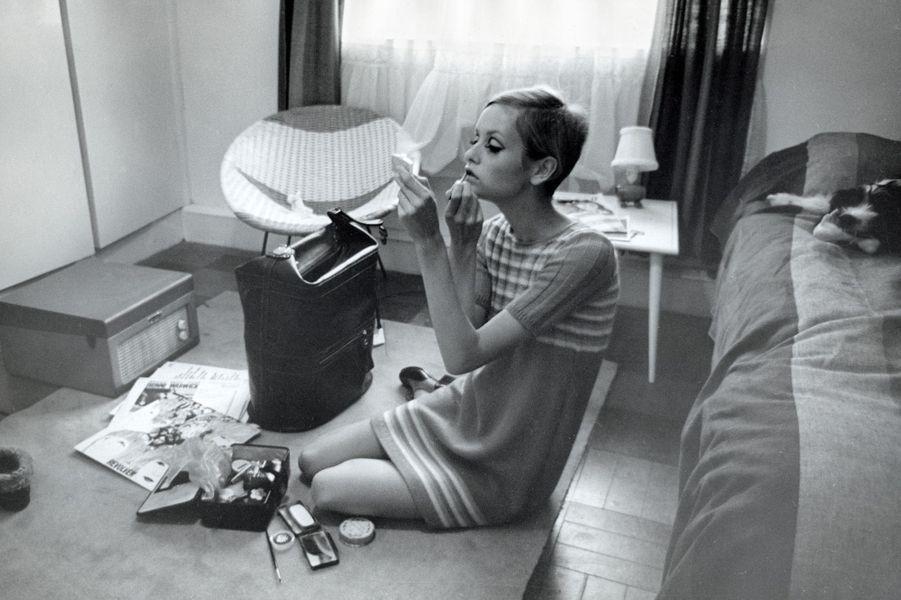 Twiggy en 1966
