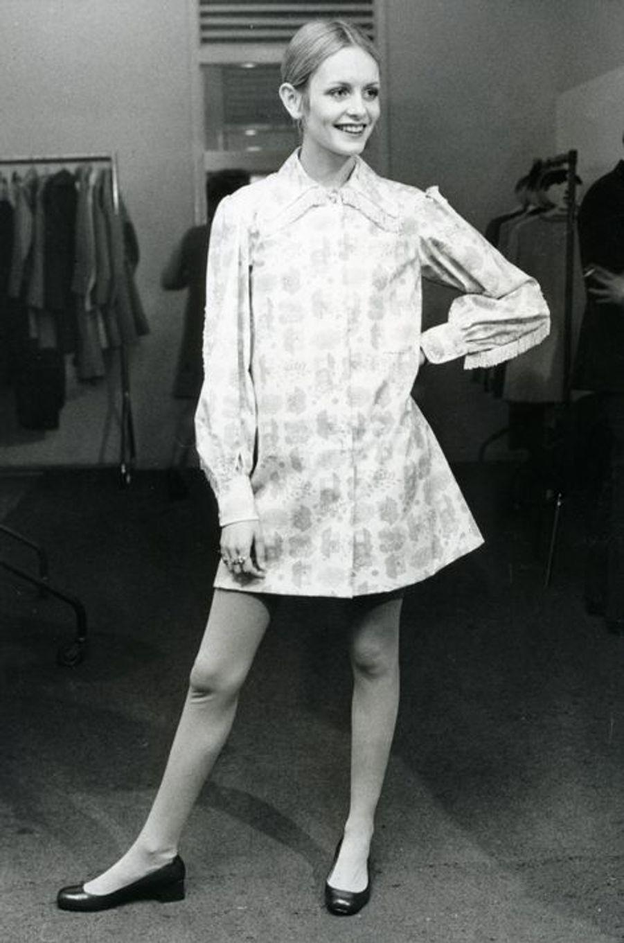 Twiggy en 1968
