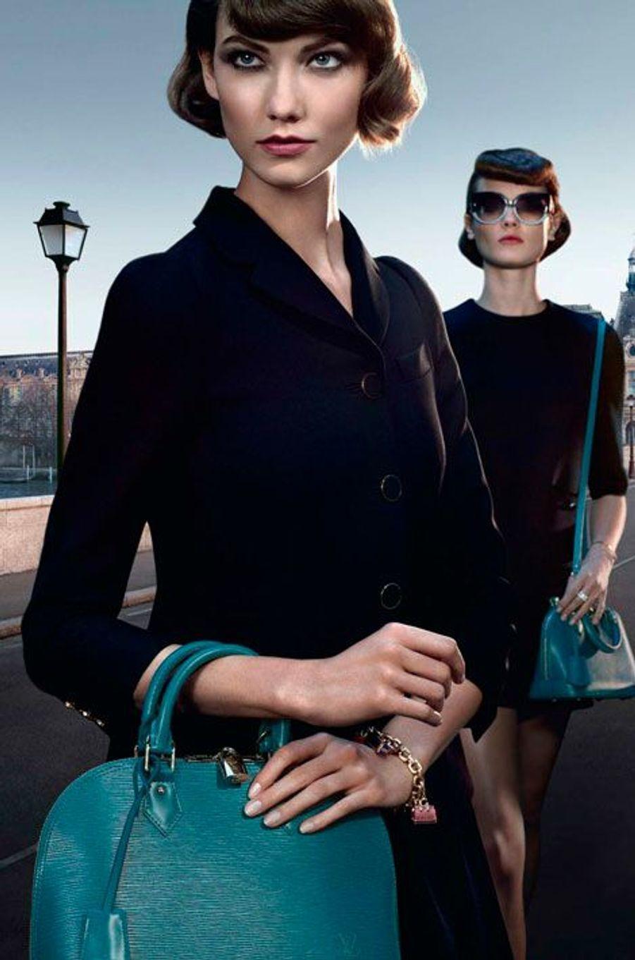 L'Américaine, égérie de Lancaster et Victoria's Secret en 2013 fait partie des mannequins les mieux payées. Il faut dire qu'elle est incontournable. Elle a défilé cette année pour Oscar de la Renta, Gaultier, Balmain, Ralph Lauren et a fait plusieurs Unes pour «Vogue».