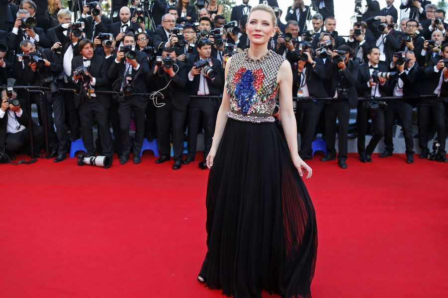 Cate Blanchett en Givenchy