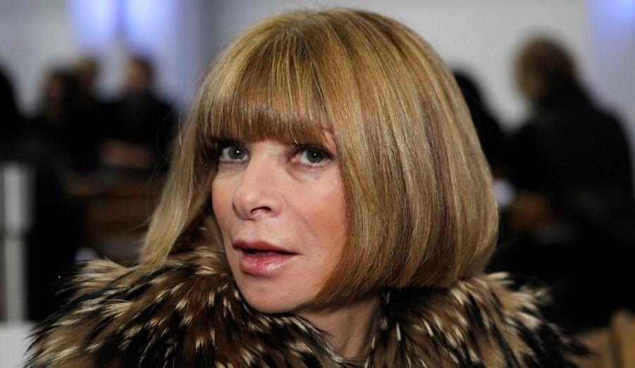 C'est Anna Wintour, la rédactrice en chef du Vogue américain, qui a initié ce projet en 2009.