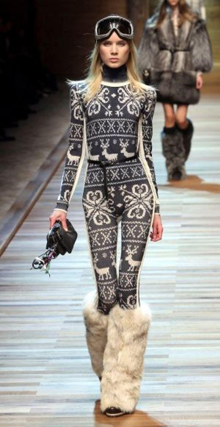 Le défilé Dolce & Gabbana