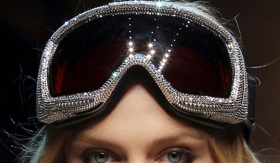 Un masque signé Dolce & Gabbana