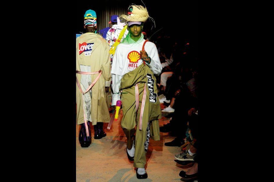 Le Grand prix du jury Première vision a été décerné à Botter, la marque créée par RUSHEMY BOTTER et LISI HERREBRUGH. Le duo a reçu une dotation de 15 000 euros, ils bénéficient du partenariat des Métiers d'art de Chanel et d'une collaboration avec Petit Bateau. Ils seront au salon Première vision à New York en juillet.