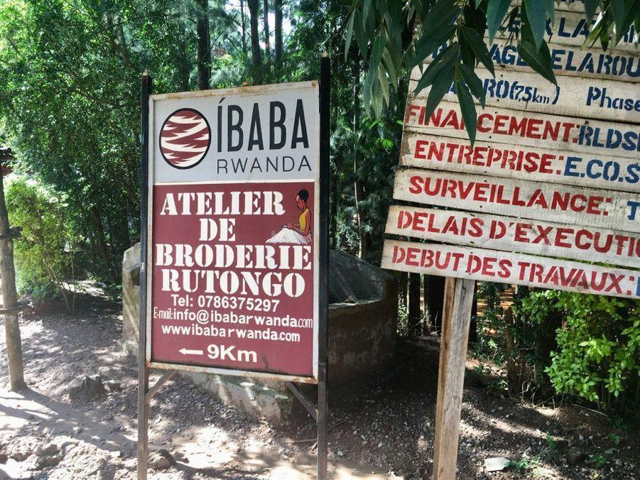 A Rutongo, au bout de la piste la coopérative fait vivre près de 400 personnes.