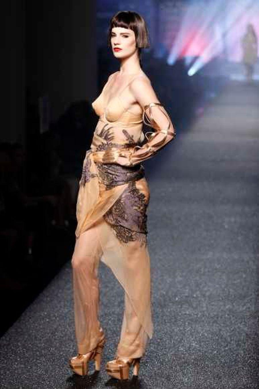La femme Gaultier