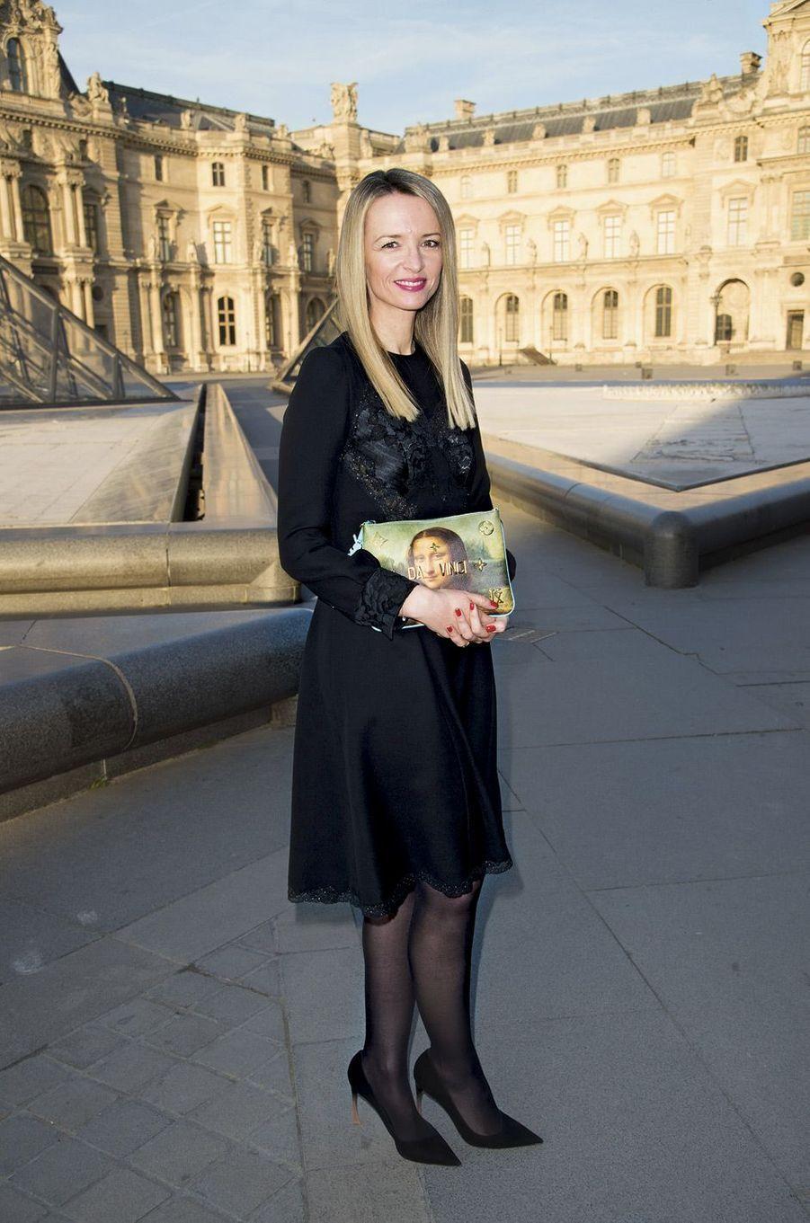 Delphine Arnault, directrice générale adjointe de Louis Vuitton.