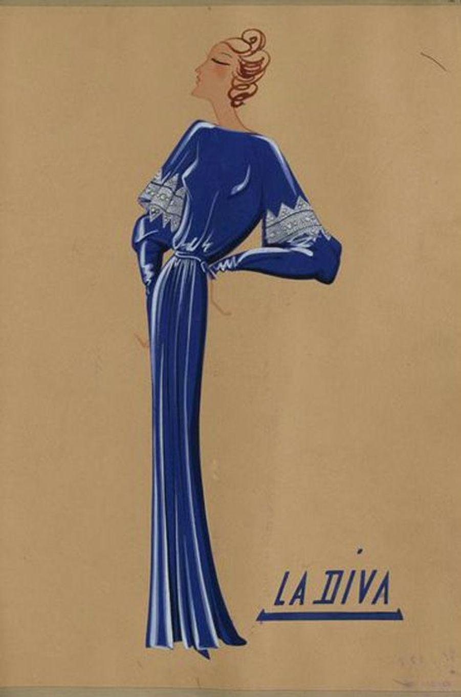 La Diva, 1935