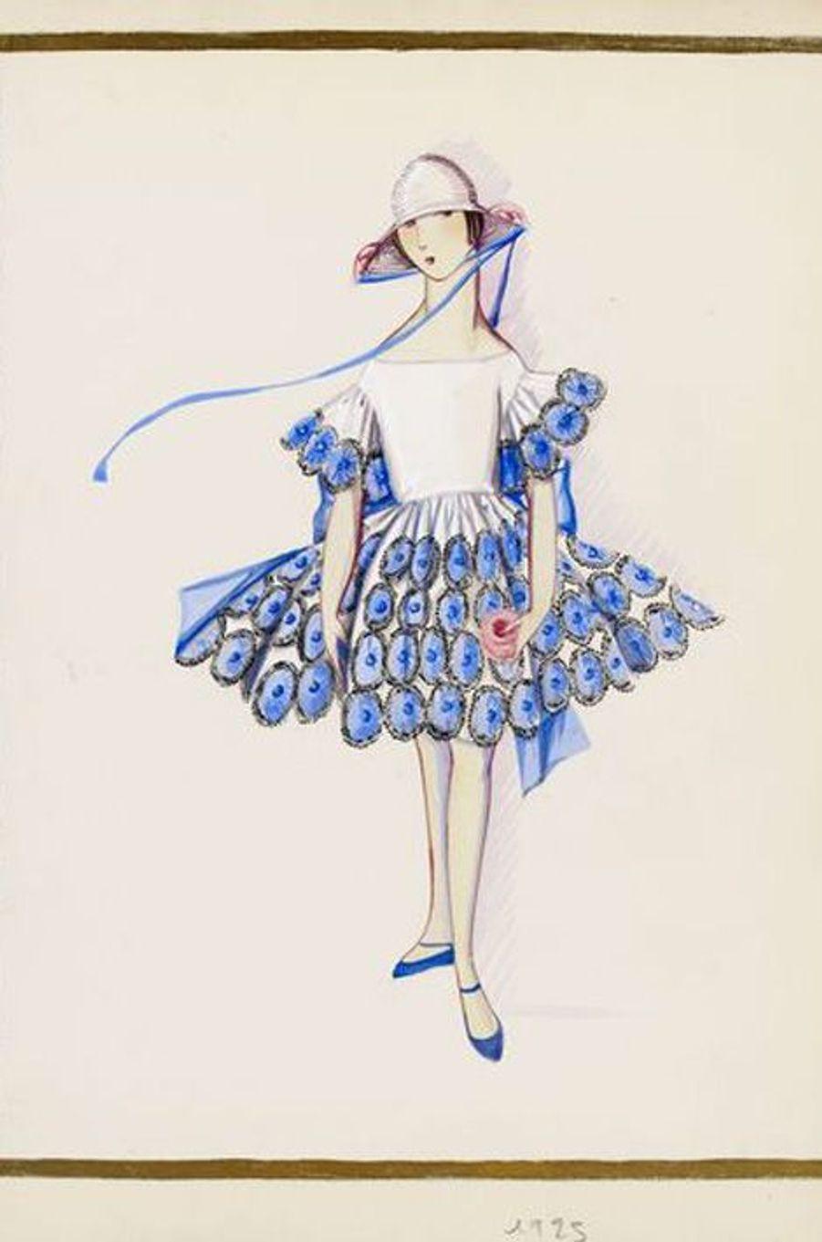 Les petites filles modèles, 1925