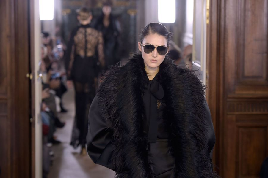 Collection ELIE SAAB automne-hiver 2019-2020.