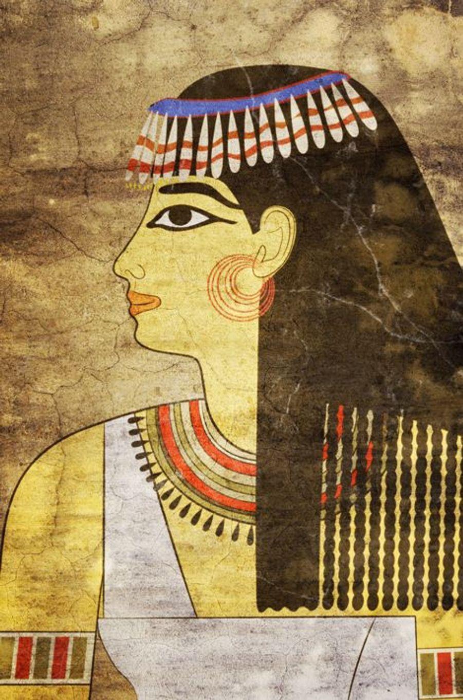 Femme de l'Egypte ancienne