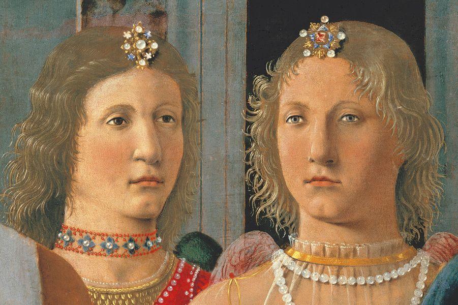 Peinture de Pietro di Benedetto dei Franceschi