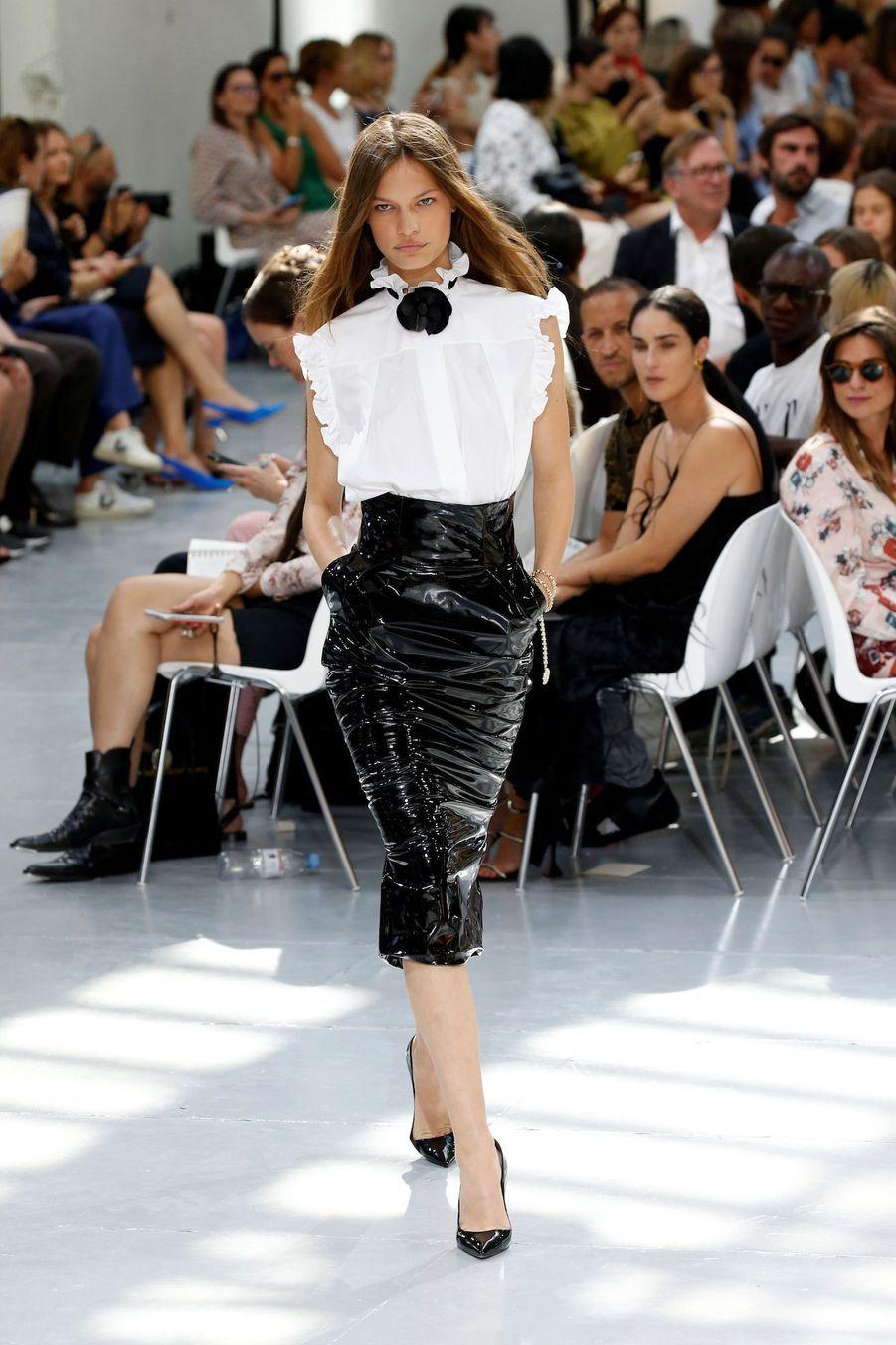 Défilé Alexandre Vauthier Haute Couture Automne-Hiver 2019-2020.