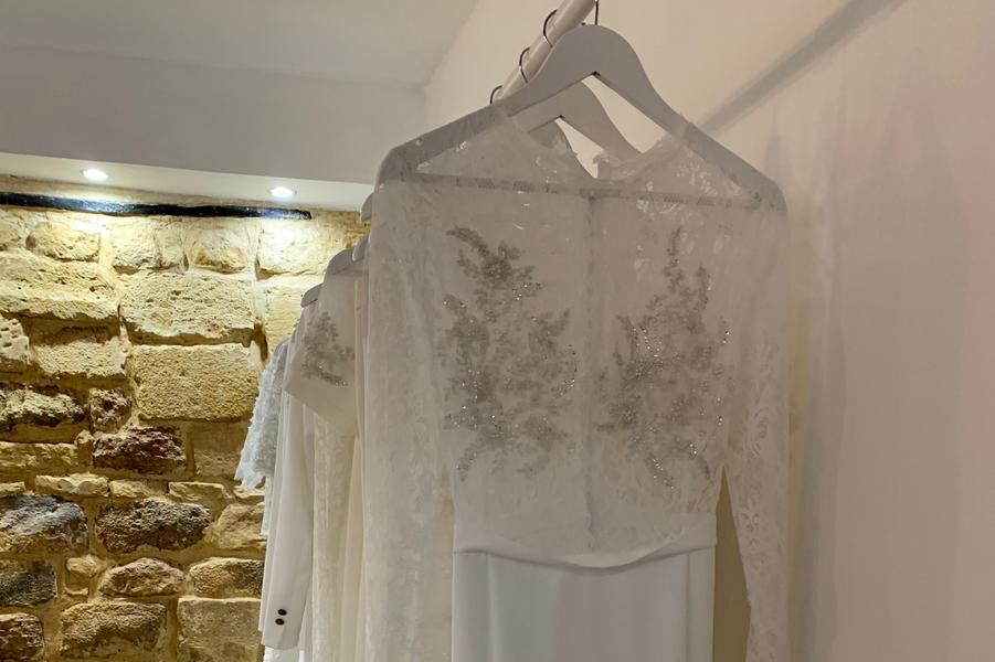Robes de mariée Laura Laval Paris
