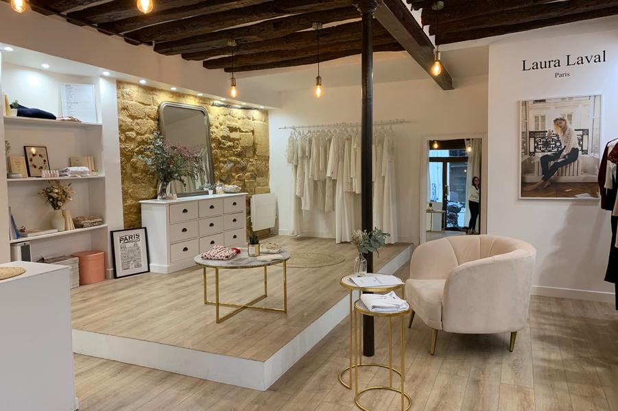 La boutique Laura Laval Paris