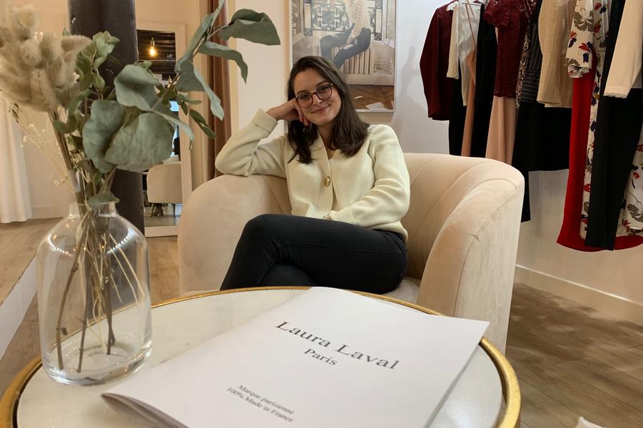 La créatrice, Laura Laval