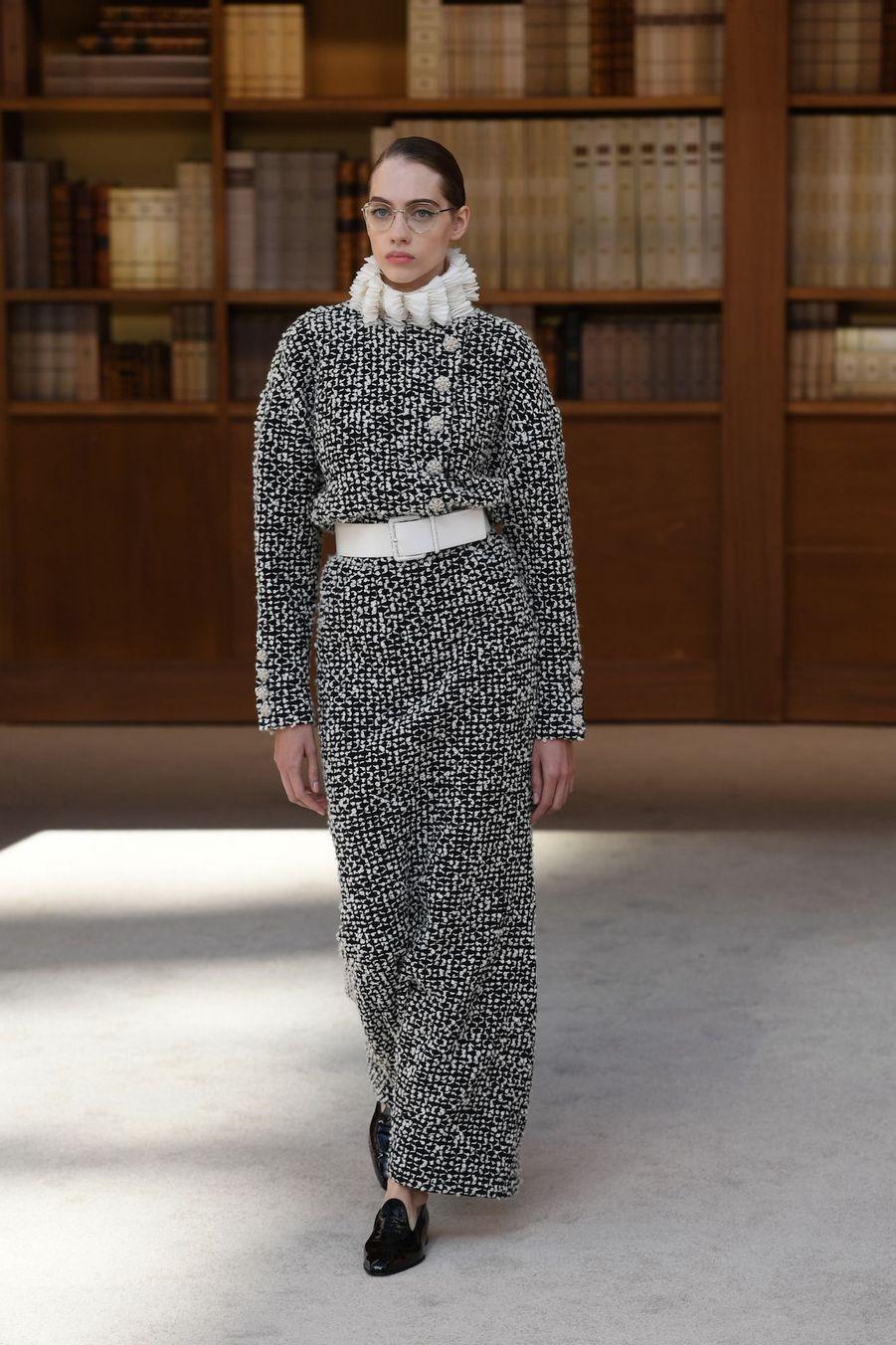 Défilé Chanel, le 2 juillet 2019 au Grand Palais.