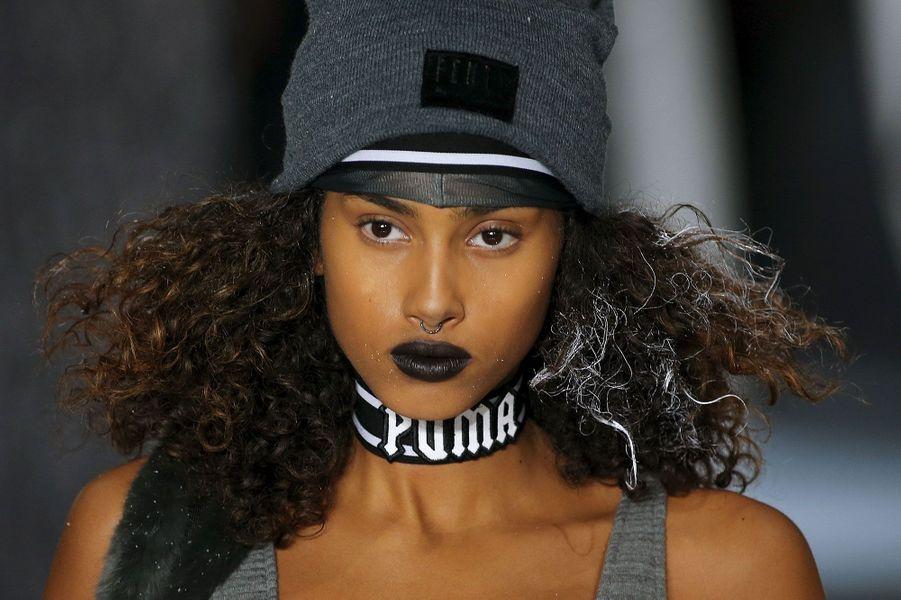Pour sa première collection, Rihanna a fait dans la sobriété