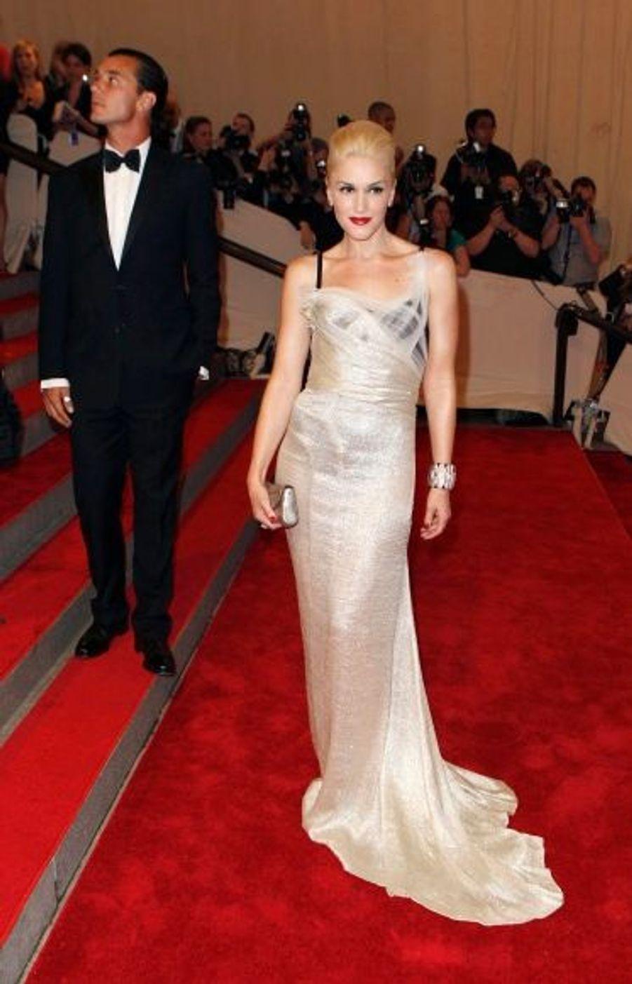Gwen Stefani, maman branchée