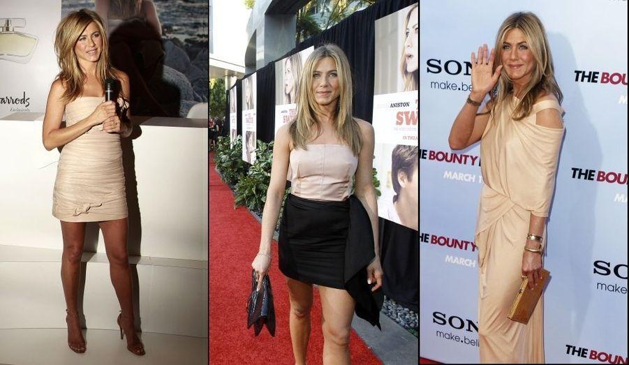 Jennifer Aniston, casual chic