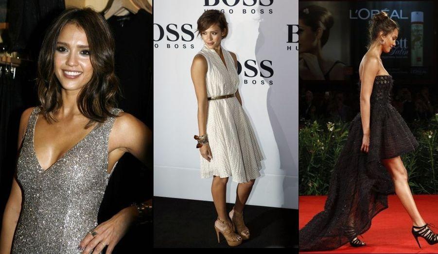 Jessica Alba, beauté fatale