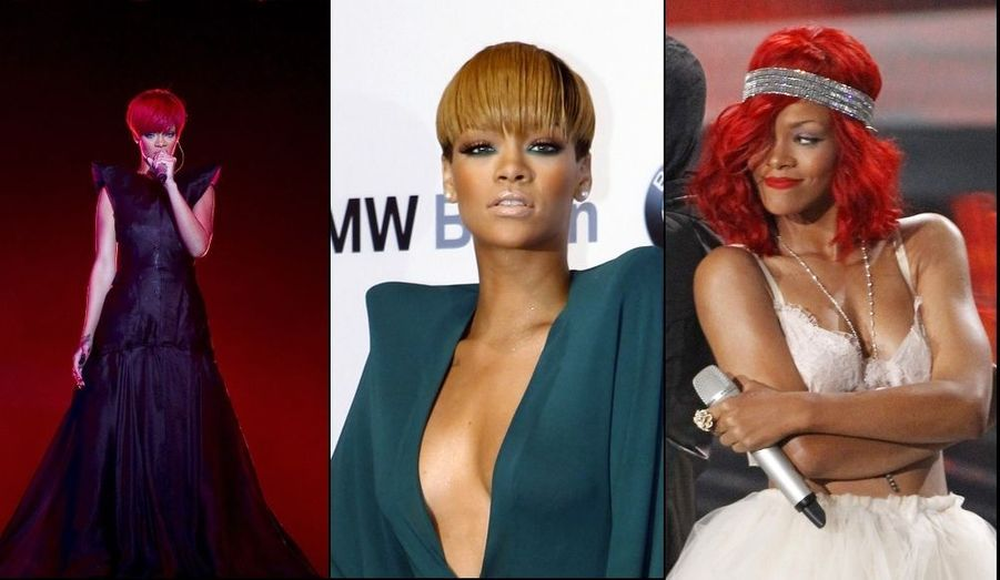 Rihanna, l'excentrique assumée