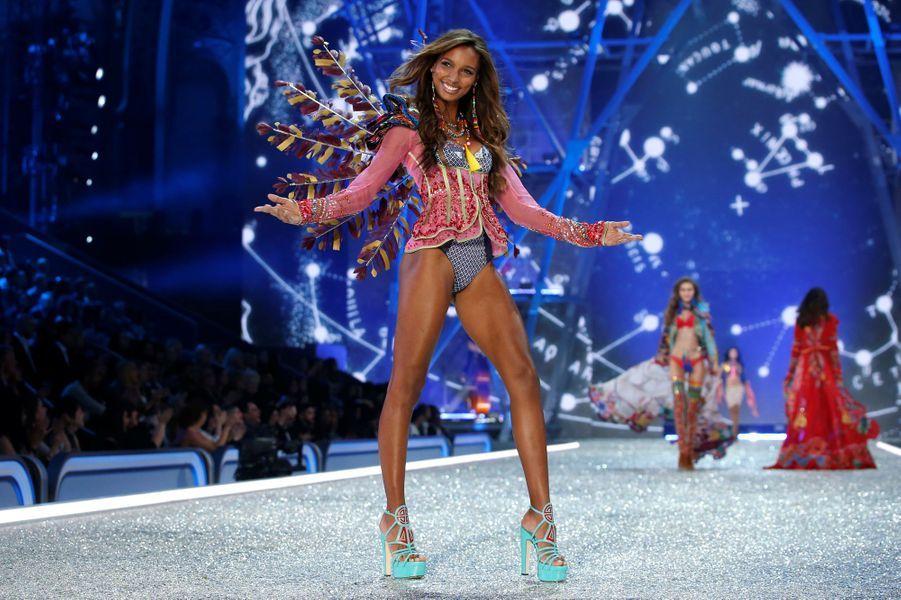 Le défilé Victoria's Secret avait lieu à Paris, mardi 30 novembre.