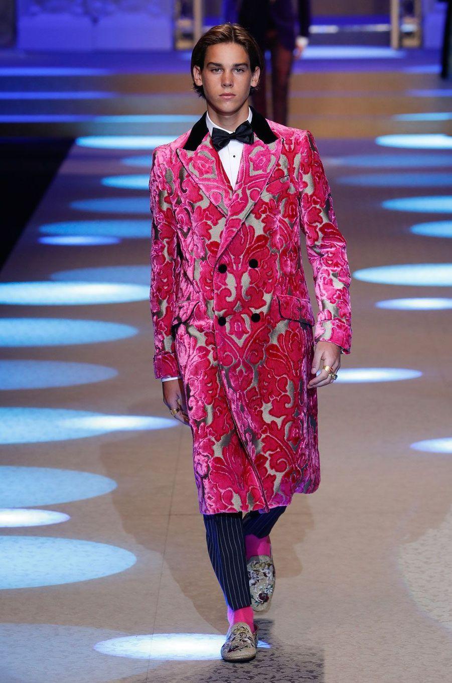 Défilé Dolce & Gabbana à Milan