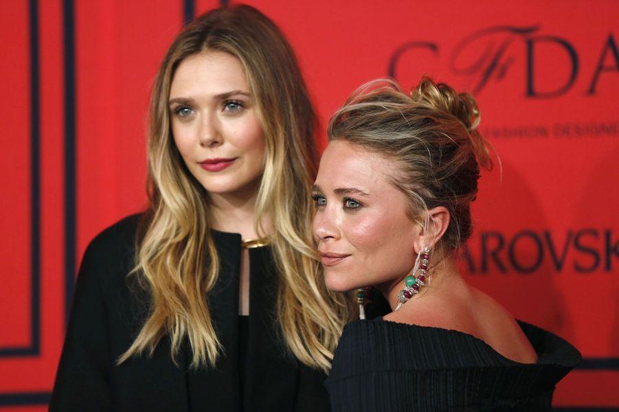Elizabeth et Mary Kate Olsen