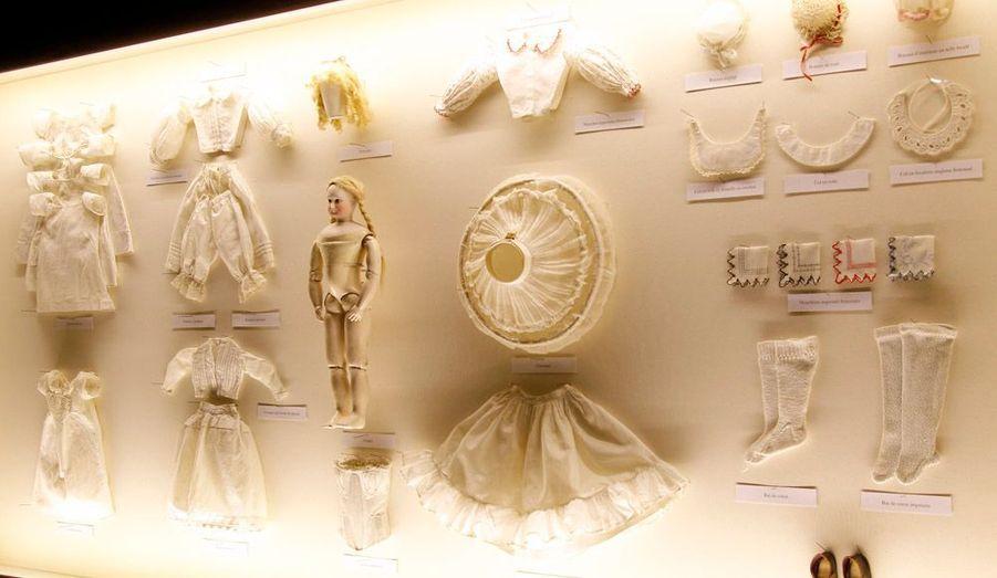 Accessoires à poupée
