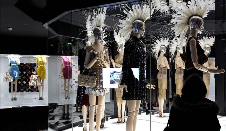 Marc Jacobs est devenu le directeur artistique de Louis Vuitton en 1997.