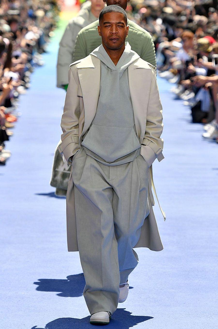 Défilé Louis Vuitton, homme printemps-été 2019, Paris, 21 juin 2018